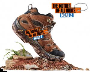 Moab 2 Retail Wolverine