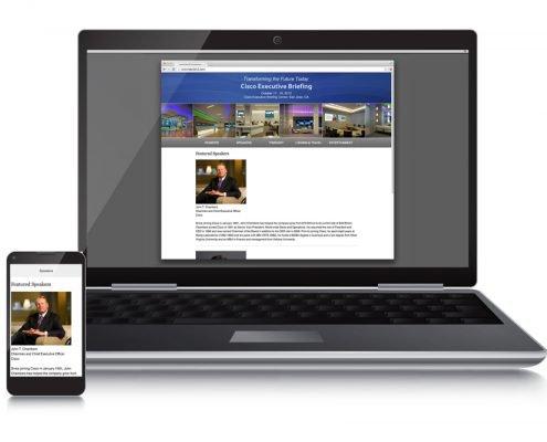 Netech Event Registration Site