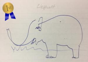 Lunch & Learn Elephant
