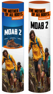 Moab 2 Retail Wolverine