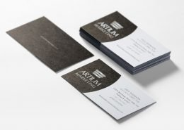 Artium Business Card 2