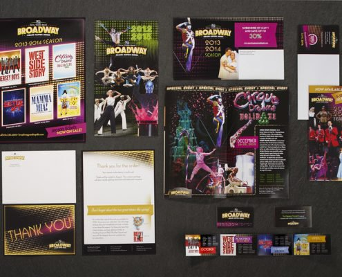 Broadway Theatre Guild Integrated Campaign