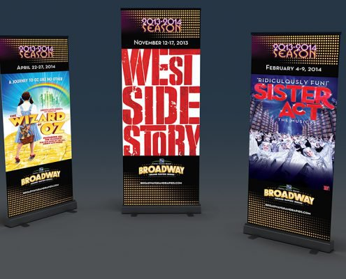 Broadway Theatre Guild Integrated Campaign 3