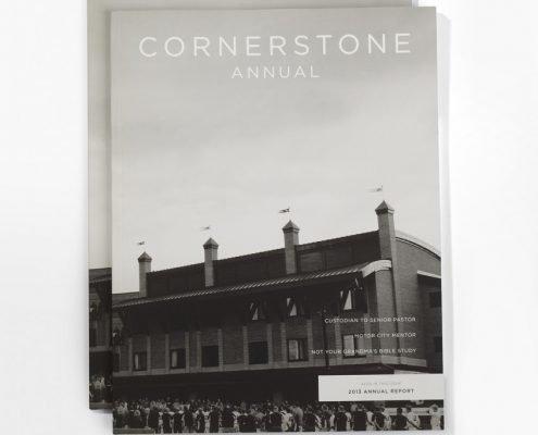 Cornerstone Annual Report
