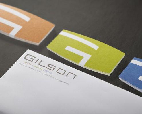 Gilson Stationery 2
