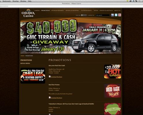Belajar Bikin Situs Memakai CMS Wordpress OdawaCasino-Corporate_Website3-495x400