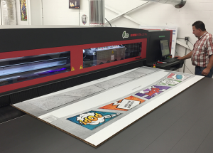 Large Format Printer efi_vutek_4