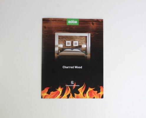 Charred Brochure