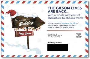 Elf Mailer 1