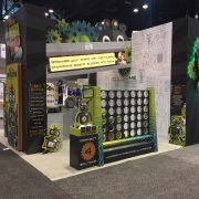 Award Winning Trade Show Booth