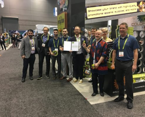 GlobalShop 2018 Best Booth Design Award