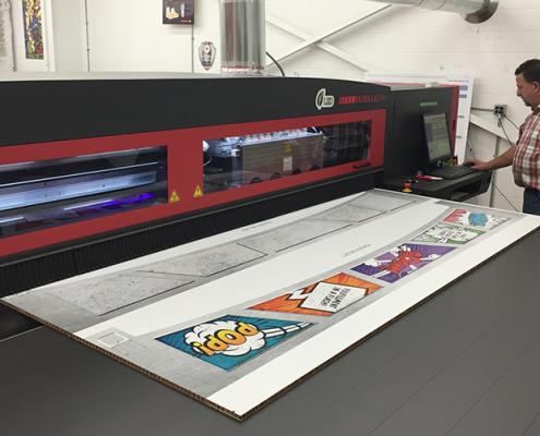 Gilson Vutek Large Format Print
